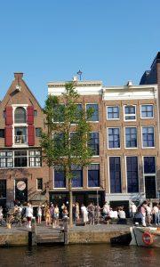 Amsterdam. Casa de Ana Frank.