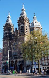 Amsterdam. Iglesia de San Nicolás.