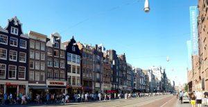 Amsterdam. Damrak