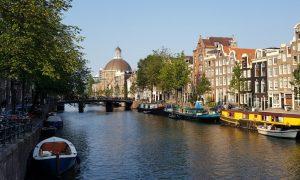 Amsterdam. Koepelkerk.