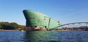 Amsterdam. Museo Nemo.