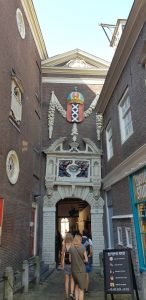 Amsterdam. Museo de Amsterdam.