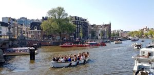 Amsterdam. Amstel.
