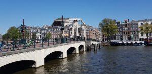 Amsterdam. Magere Brug