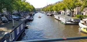 Amsterdam. Viviendas.