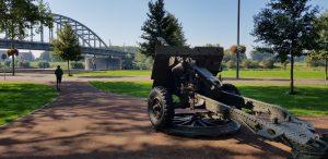 Arnhem. Puente John Frost.