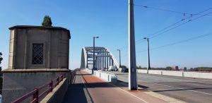 Arnhem. Puente John Frost