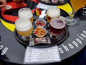 Brujas. Cervecería 2BE
