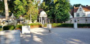 Brujas. Parque Hof Arents