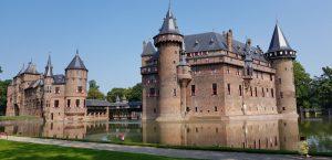 Castillo de Haar. Holanda.