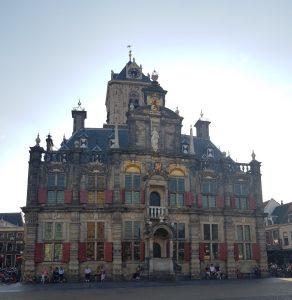 Delft. Ayuntamiento