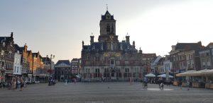 Delft. Markt