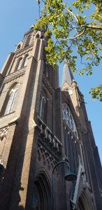 Delft. Maria Van Jessekerk