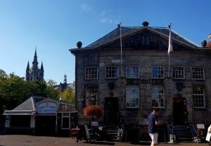 Delft. Antiguo mercado de la carne