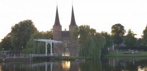 Delft. Ootspoort
