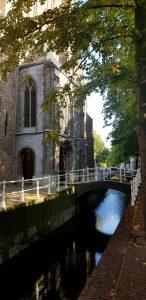Delft. Oude Kerk