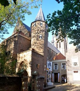 Delft. Prinsenhof