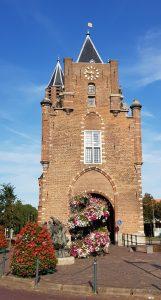 Haarlem. Amsterdamse Poort.