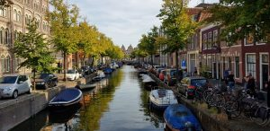 Haarlem. Bakenessegracht