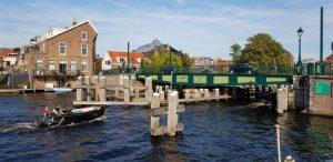 Haarlem. Catharijnebrug