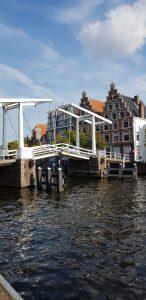 Haarlem. Gravestenenbrug.