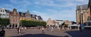 Haarlem. Grote Markt