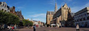 Haarlem. Grote Markt.