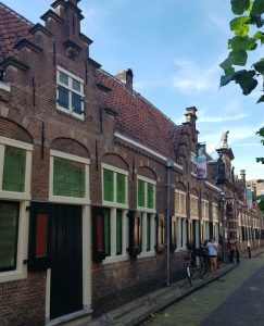 Haarlem. Museo Frans Hals.