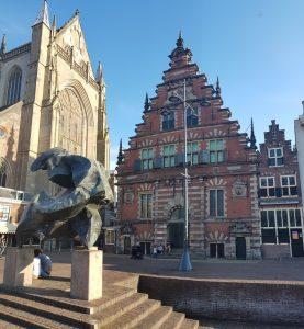 Haarlem. Vleeshal.