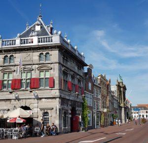 Haarlem. Waag.