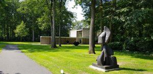 Hoge Veluwe. Kröller - Müller Museum