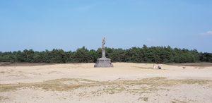 Hoge Veluwe. Monumento Nacional De Wet.