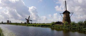 Kinderdijk. Holanda.