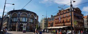 La Haya. Groenmarkt.