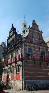 La Haya. Ayuntamiento.