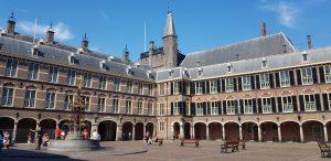 La Haya. Binnenhof.
