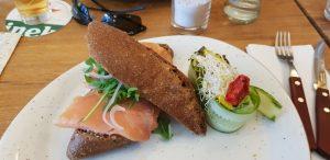 La Haya. Brasserie t Ogenblik