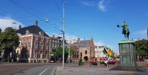 La Haya. Buitenhof.