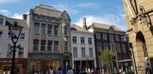 La Haya. Calle Noordeinde