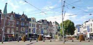 La Haya. Plaats.