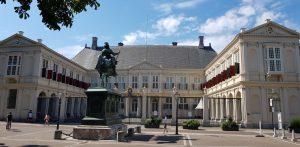 La Haya. Palacio Noordeinde.