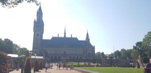 La Haya. Palacio de la Paz.