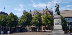 La Haya. Plein.