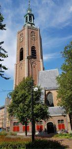 La Haya. St.Jakobskerk. Iglesia de Santiago.
