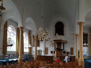Marken. Interior Iglesia