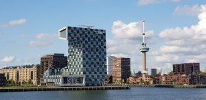 Rotterdam. Torre Eurosmast