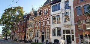 Rotterdam. Scheepvaartkwartier