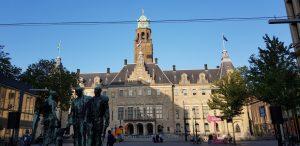 Rotterdam. Ayuntamiento.