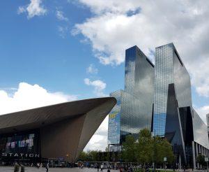 Rotterdam. Estación Central.