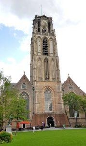 Rotterdam. Iglesia de San Lorenzo.
